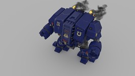 My Dreadnought model