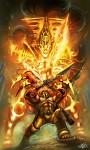 General Dante vs Legendary Avatar of Khaine