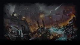 Dark Angels vs Eldar