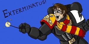 Lord Inquisitor Harreh Pottah declares....