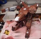 Metal Tau Rex