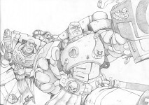 good space marines