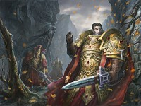 Amon & the Custodes