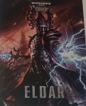 Eldar codex cover and new unit