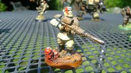 Converted sniper