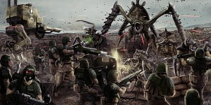 starship troopers 40k edition