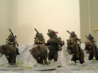 Valhallan Bear Riders