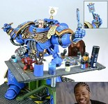 Yo dawg, you like Space Marines.
