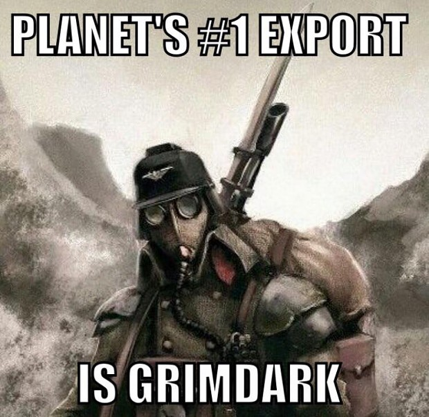 Just some 40k humour
