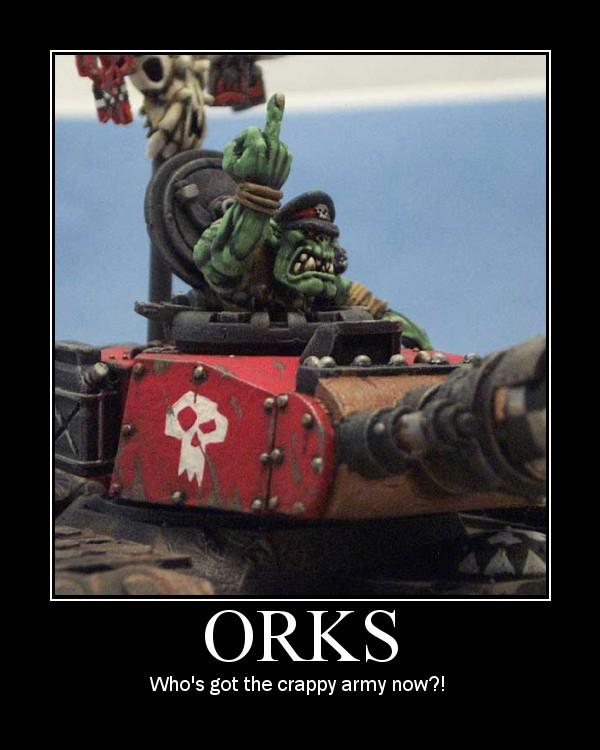ork armour