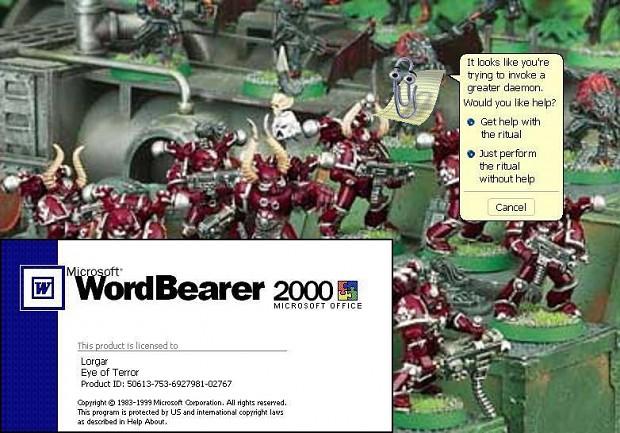 Word Bearers