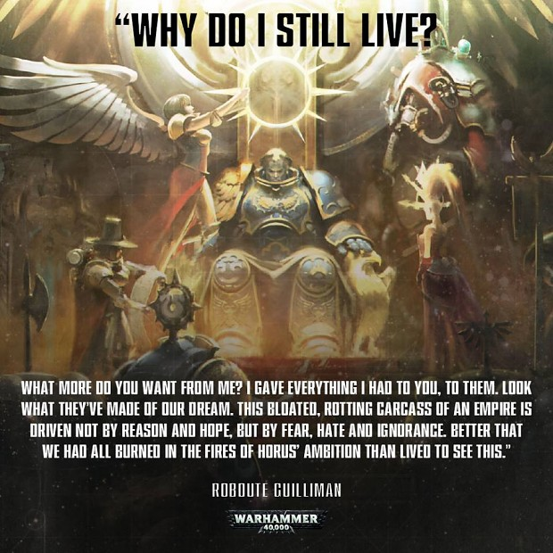 Guilliman is not amused...