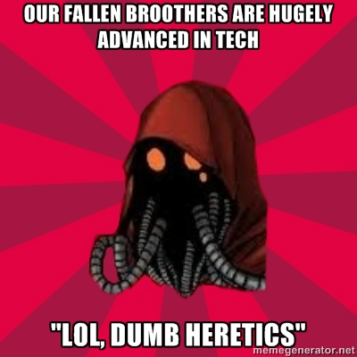 Mechanicus memes