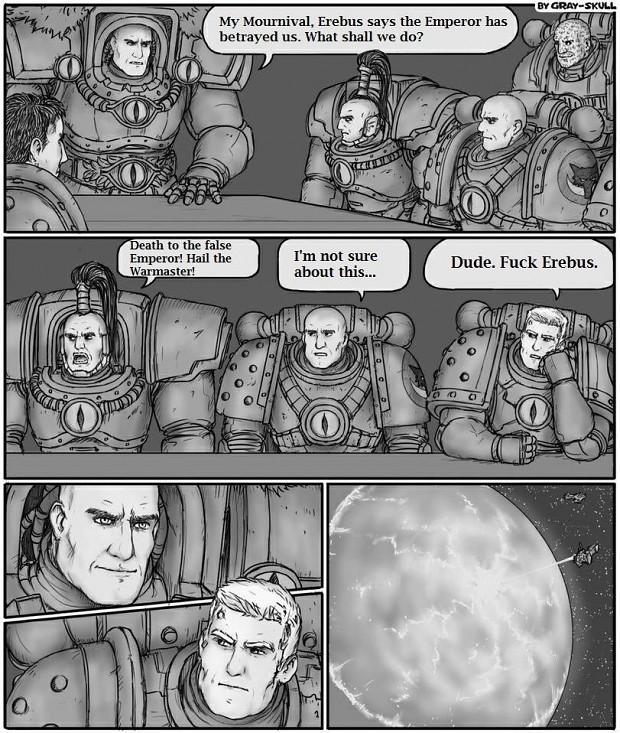 False Gods: A summary.