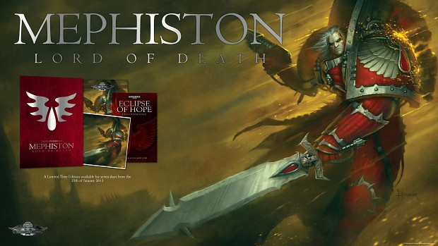 Mephiston:Lord Of Death