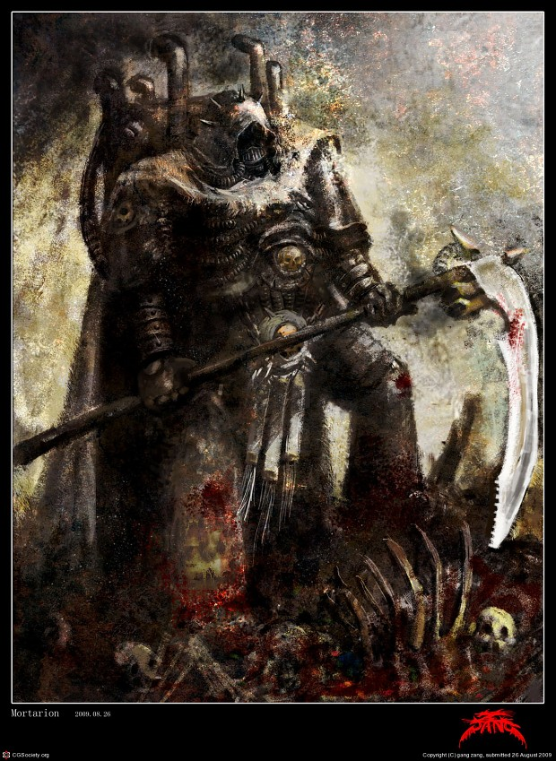 X Out Reviews >> Mortarion image - Warhammer 40K Fan Group - Mod DB