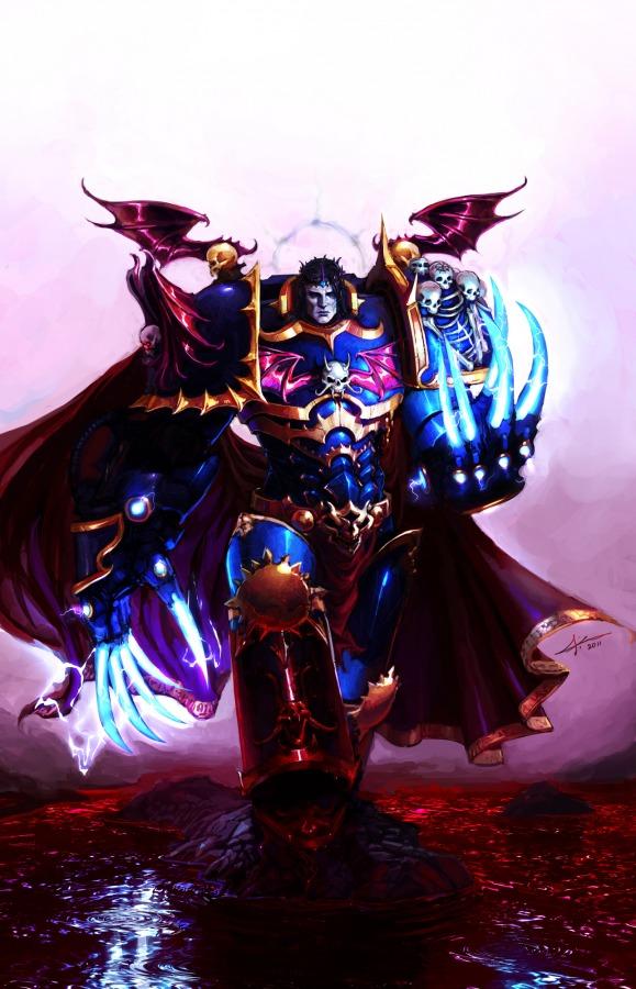 warriors of 40k image - Warhammer 40K Fan Group