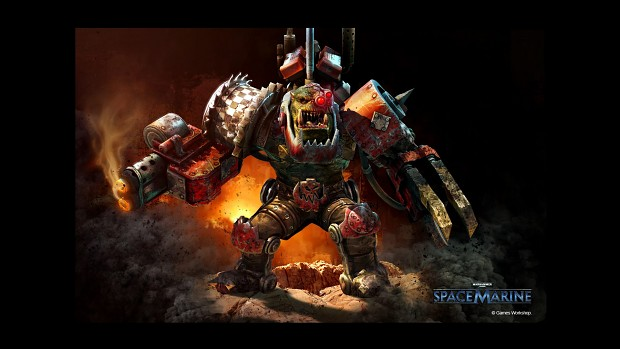 Space Marine wallpapers