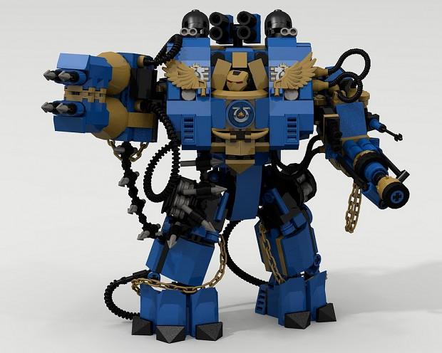 Lego 40k