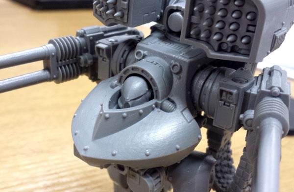 Next Forge World Dreadnought pattern