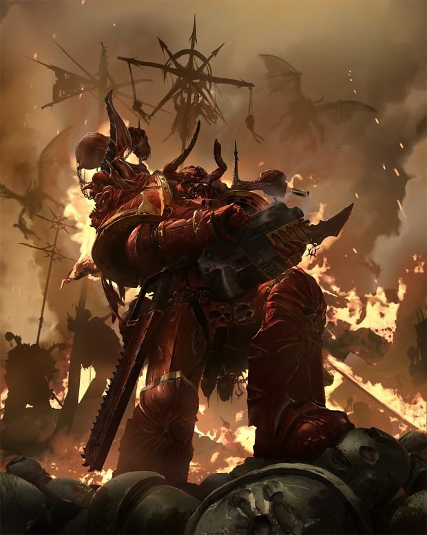 Crimson Slaughter Image Warhammer 40k Fan Group Mod Db