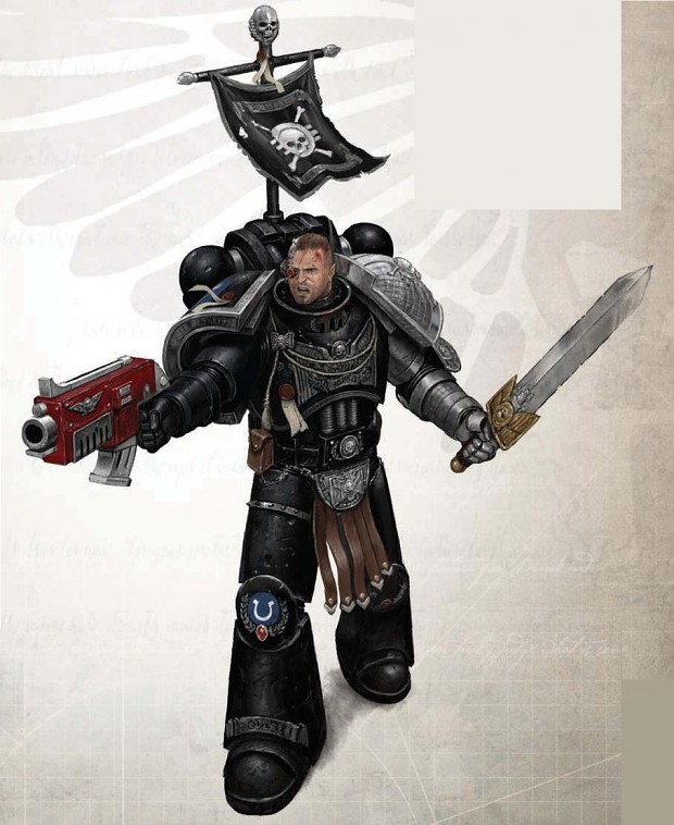 Deathwatch Watch Captain