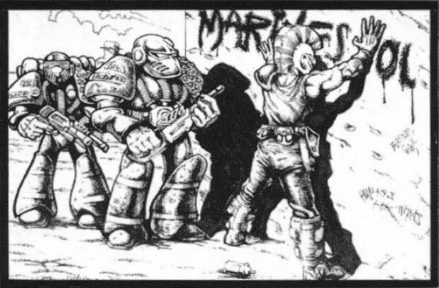 Popo Marines