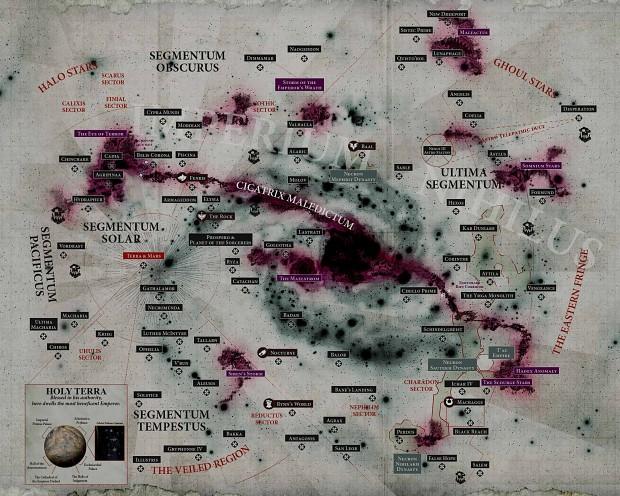 New 40k galaxy map (proper size)