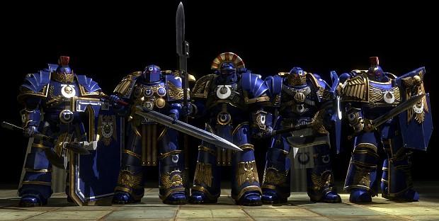 Ultramarines Honour Guard