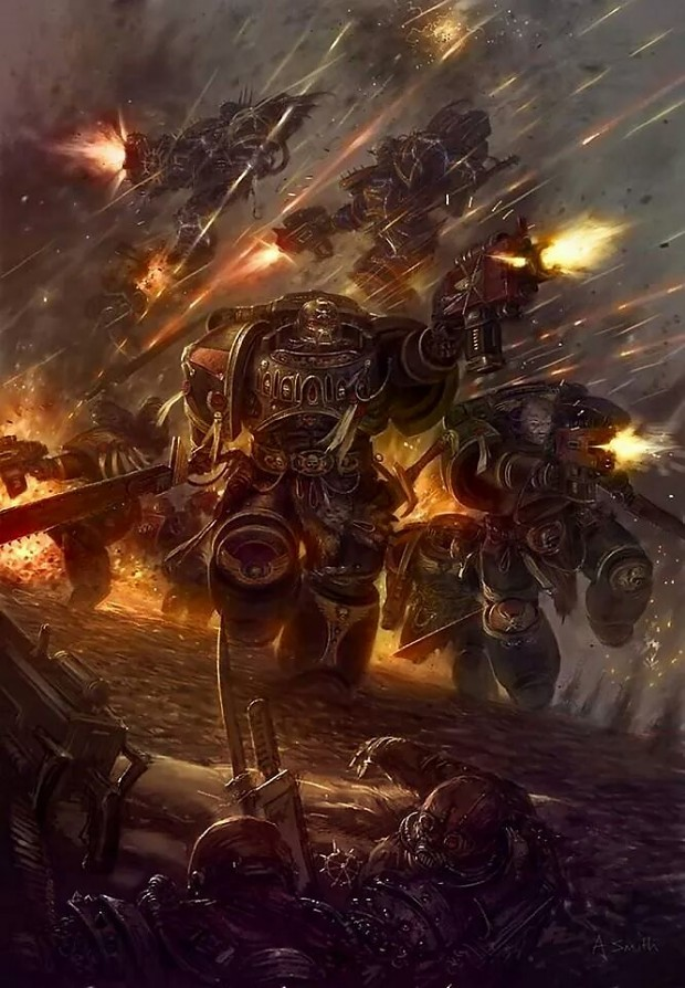 The Imperium Of Man Image - Warhammer 40k Fan Group