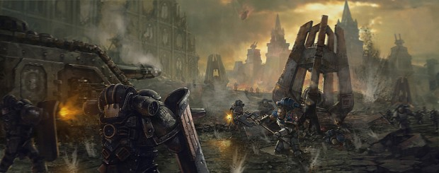Horus Heresy: Iron Hands against Night Lords