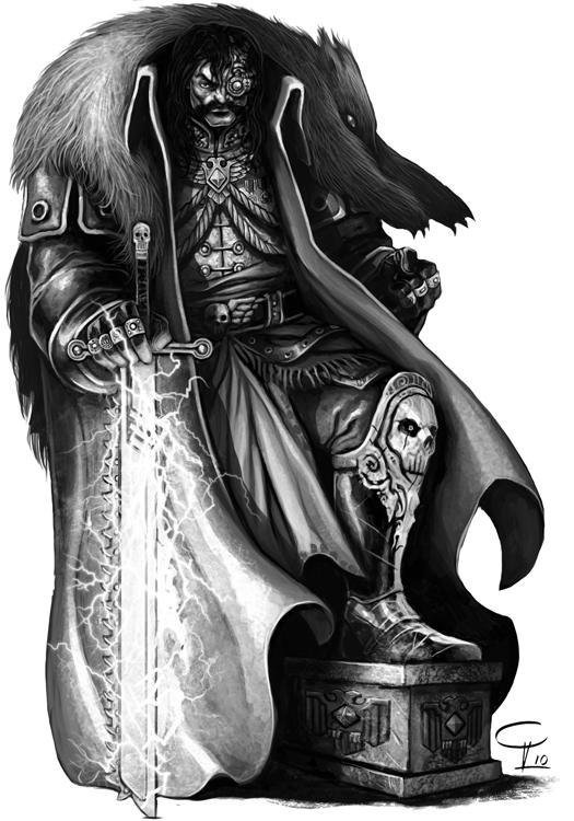 Lord Militant Tetrarchus