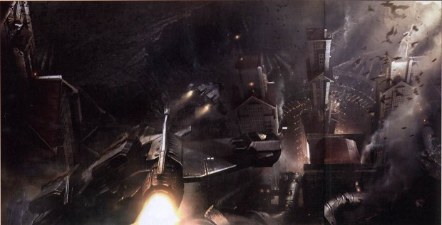 Night Lords Horus Heresy pictures