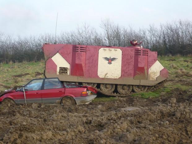 A METAL BOX!
