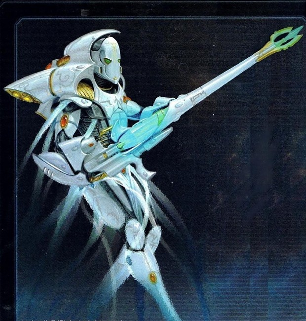 Eldar Shadow Spectre