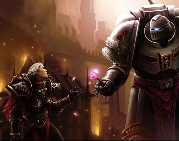 Warhammer Love