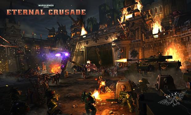 Eternal Crusade: Fortress Assault