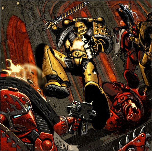 Death to Xenos! (And everyone else)
