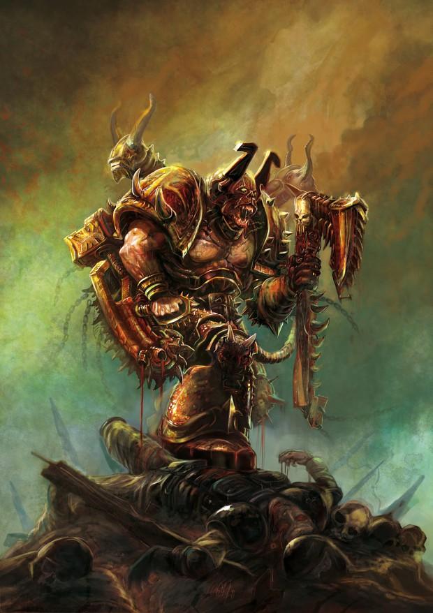 Servant of Khorne image Warhammer 40K Fan Group Mod DB