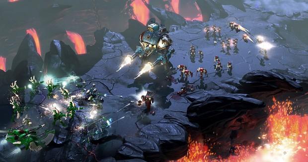 Dawn of War III screenshots