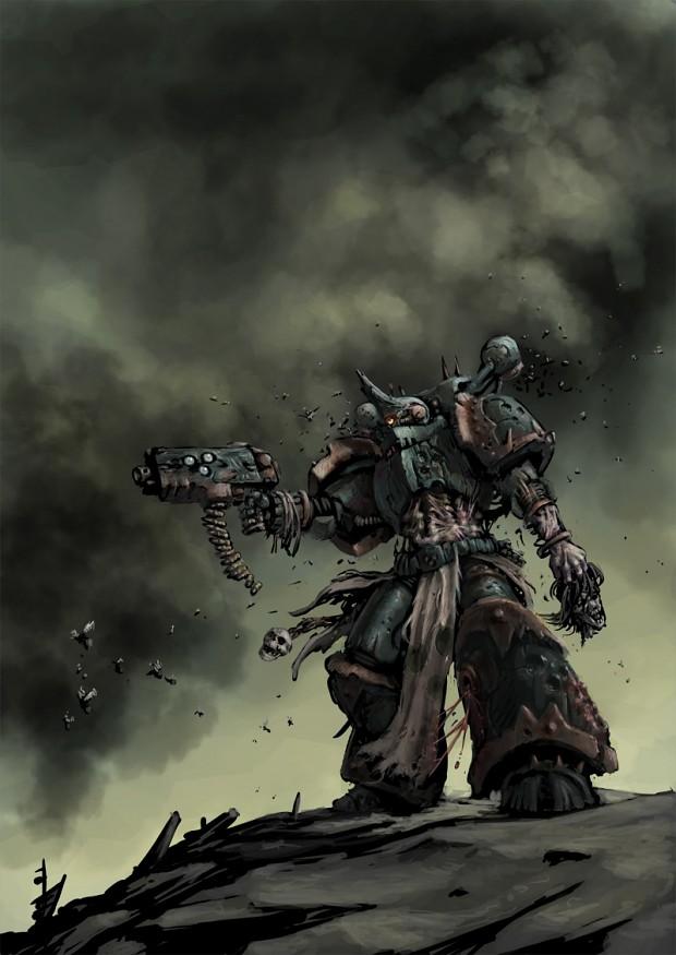 Chaos Marines Image - Warhammer 40k Fan Group