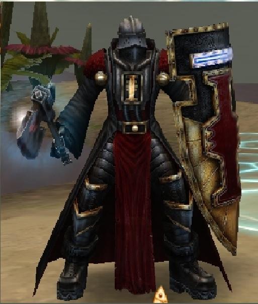 Inquisitorial Crusader Knight