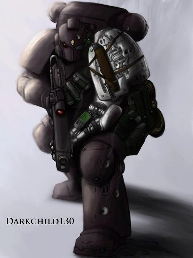 Deathwatch Blackshield