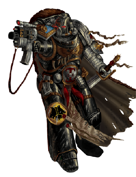 Not a smurf - Deathwatch