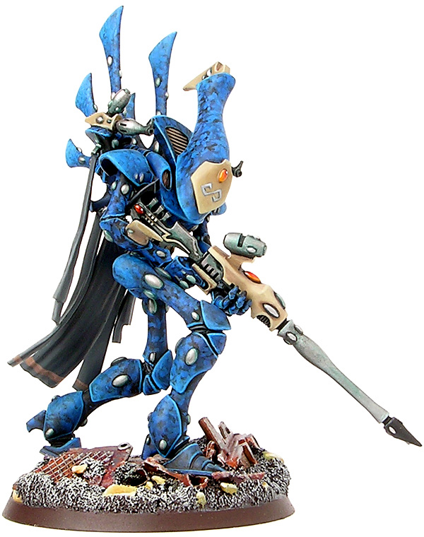 Aspect Warrior Wraithlords