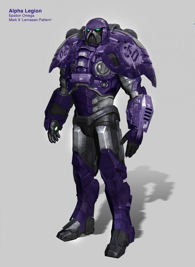 Future astartes armour?