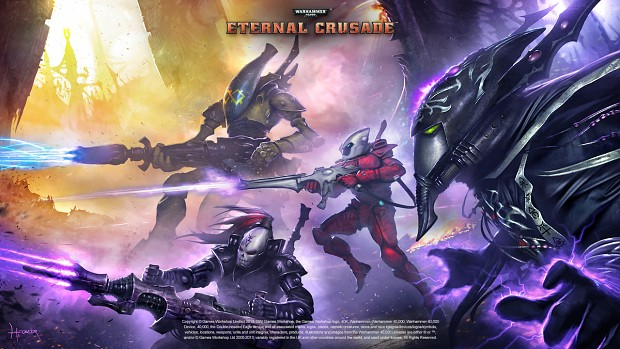 WH40K Eternal Crusade: Eldar