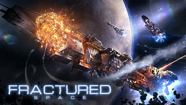 Fractured Space is free on Steam for the next 24h.