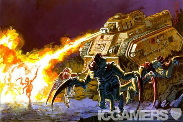 Hellhound Image Warhammer 40k Fan Group Mod Db