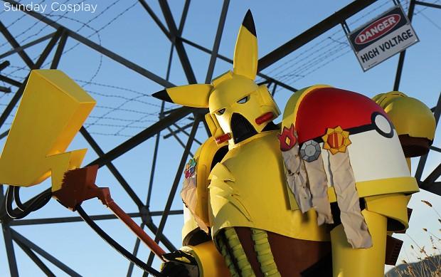 Adeptus Pokemons